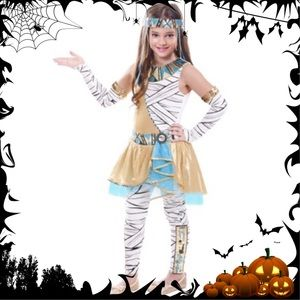 Other - NWT Cleopatra Girl's Halloween Costume Size Large